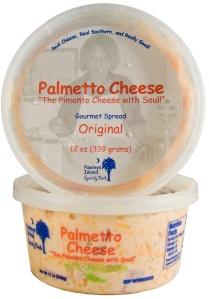 Palmetto Cheese Container