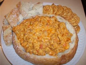 Palmetto Cheese Dip