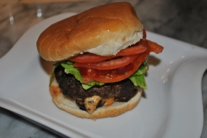 Palmetto Cheeseburger