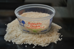 Palmetto Cheese Container for food storage