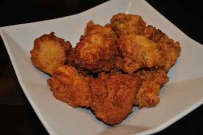 Palmetto Cheese Hushpuppies