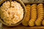 pimento cheese with ritz crackers
