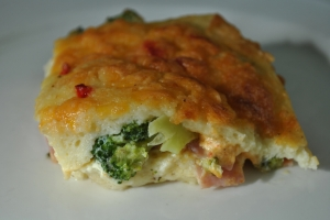 Pimento Cheese Broccoli Casserole